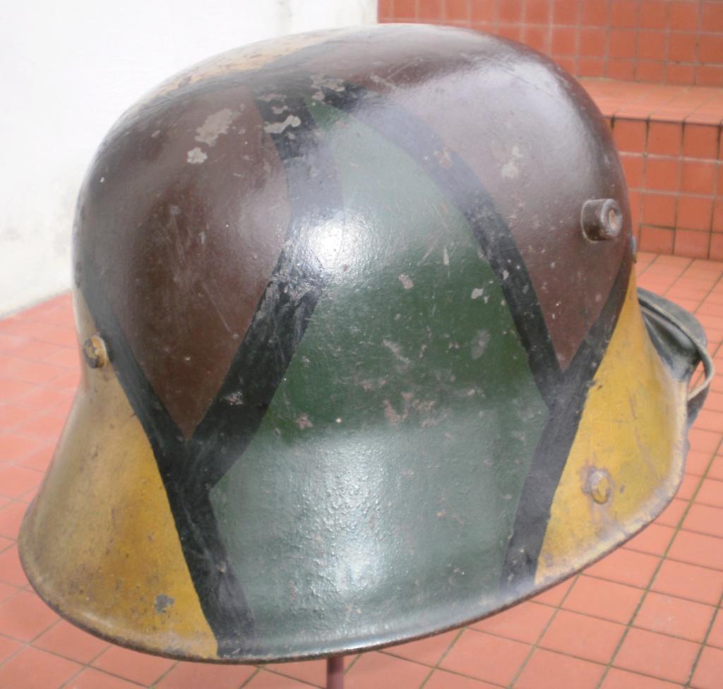casque Allemand  modele 1916 4_312