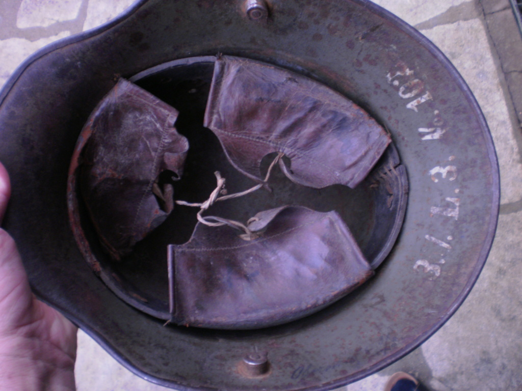 casque Allemand  modele 1916 920