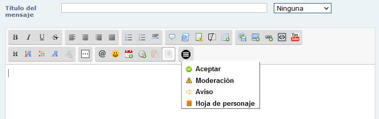 Añadir boton con menu desplegable en el editor para tablas de moderacion, de personales y otros contenidos 02_tut10