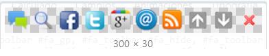 000 - Aplicar en mi foro los efectos que tienen los enlaces en la barra toolbar de aca Captur29
