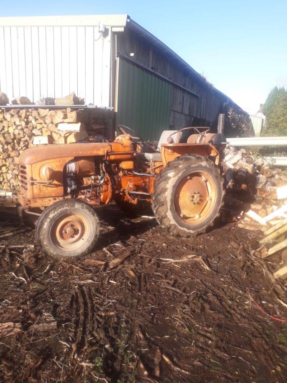 Mes tracteurs vintages  20191123