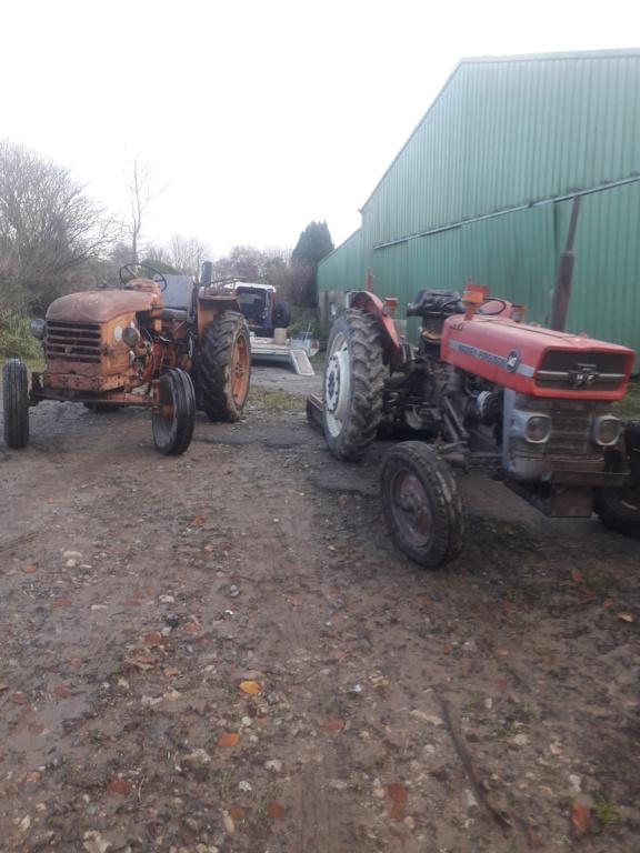 Mes tracteurs vintages  20191124