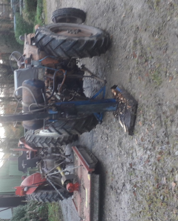 Mes tracteurs vintages  20191125