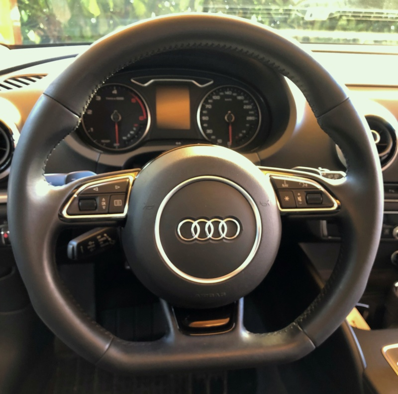 Gentleman kit su interni Audi A3 8V Img_9116