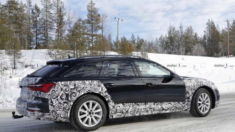 2017 - [Audi] A6 Berline & Avant [C8] - Page 11 00059410