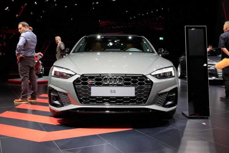 2020 - [Audi] A5 Coupé/Cab/SB restylée 000ca410