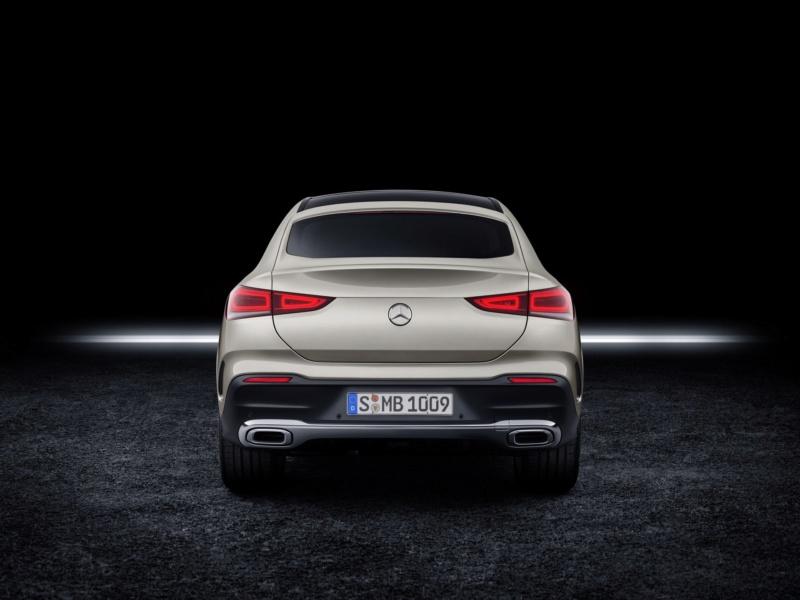 2019 - [Mercedes-Benz] GLE Coupé  - Page 3 0034f810