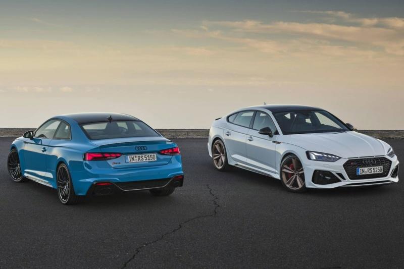 2020 - [Audi] A5 Coupé/Cab/SB restylée 00443310