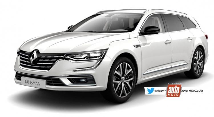 2020 - [Renault] Talisman restylée - Page 10 008f5d10