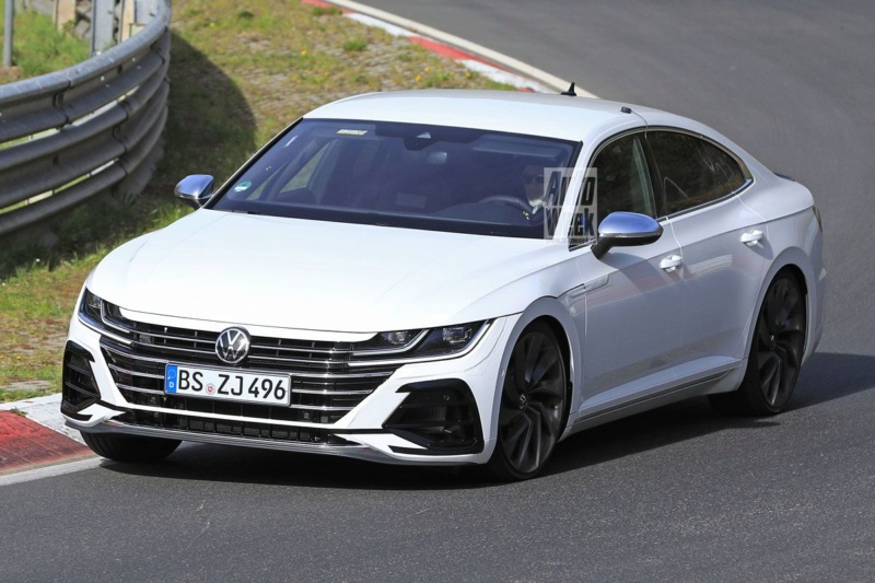 2016 - [Volkswagen] Arteon - Page 12 00bfcf10