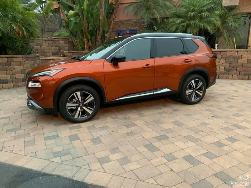 2021 - [Nissan] X-Trail IV / Rogue III - Page 5 00d98c10