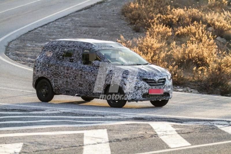 2019 - [Renault] MPV Triber [Inde] 01039610