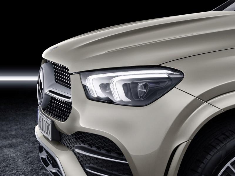2019 - [Mercedes-Benz] GLE Coupé  - Page 3 01050410