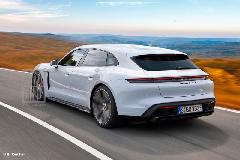 2020 - [Porsche] Taycan Sport Turismo 010cf510
