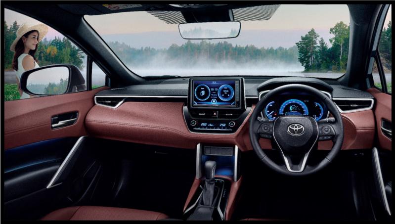 2021 - [Toyota] Corolla Cross - Page 3 017ea010