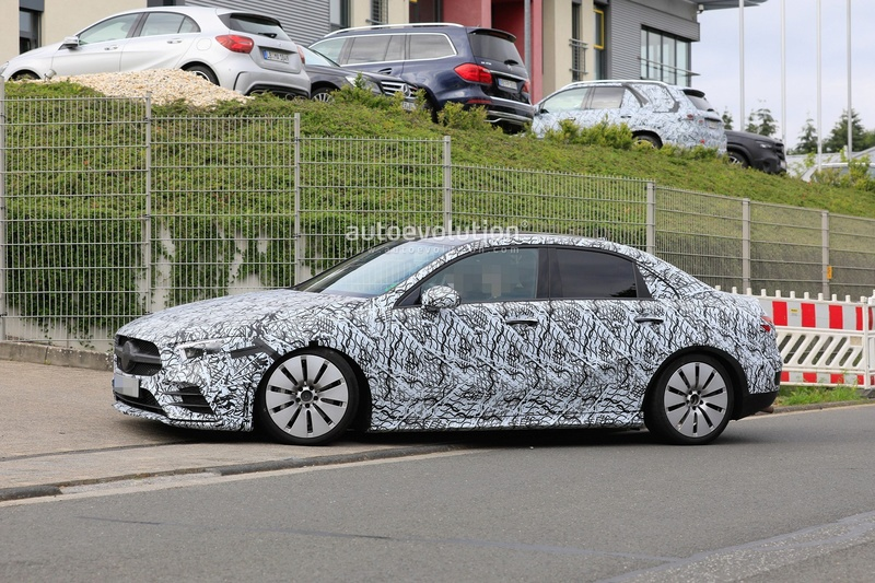 2018 - [Mercedes-Benz] Classe A Sedan - Page 5 017f9c10