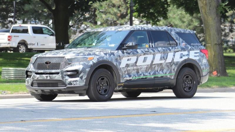 2019 - [Ford] Explorer 01813610