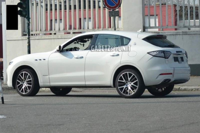 2016 - [Maserati] Levante - Page 11 018cd710