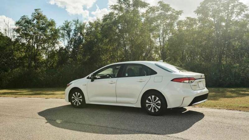 2018 - [Toyota] Corolla Sedan - Page 2 018da210