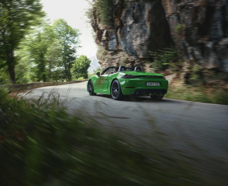 2016 - [Porsche] 718 Boxster & 718 Cayman [982] - Page 8 019e7010