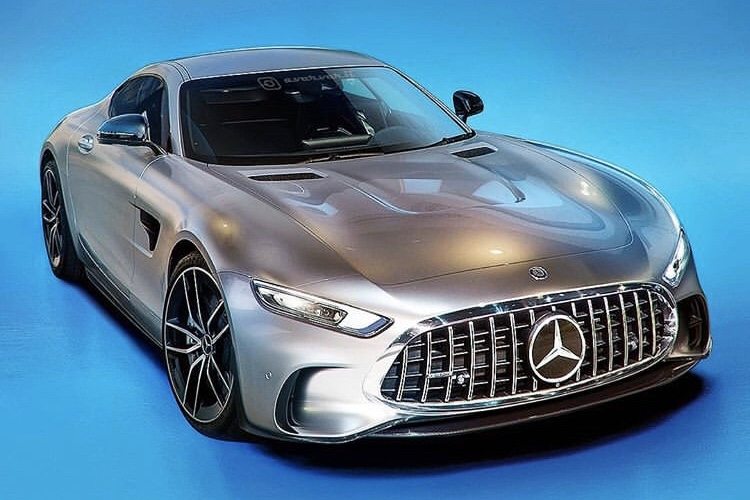 2022 - [Mercedes-AMG] GT II 01fd6a10