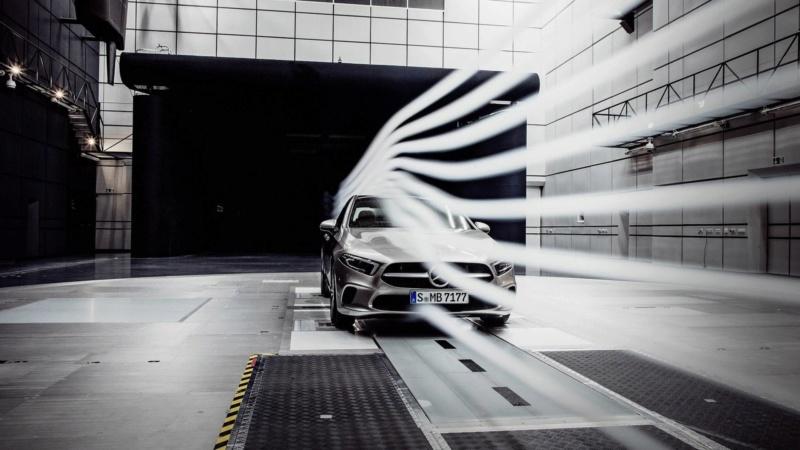 2018 - [Mercedes-Benz] Classe A Sedan - Page 5 020f8410