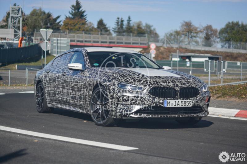 2019 - [BMW] Série 8 Gran Coupé [G16] - Page 2 02248610