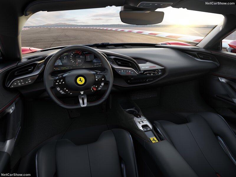 2019 - [Ferrari] SF90 Stradale (hybride) - Page 3 02386410
