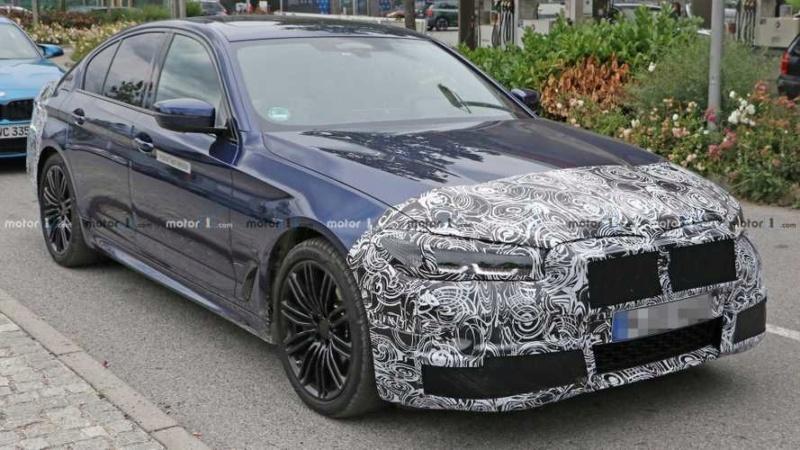 2020 - [BMW] Série 5 restylée [G30] 02710f10