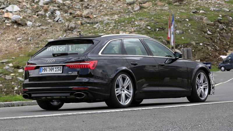 2017 - [Audi] A6 Berline & Avant [C8] - Page 10 028d2b10