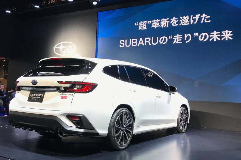 2019 - [Subaru] Levorg 02914510