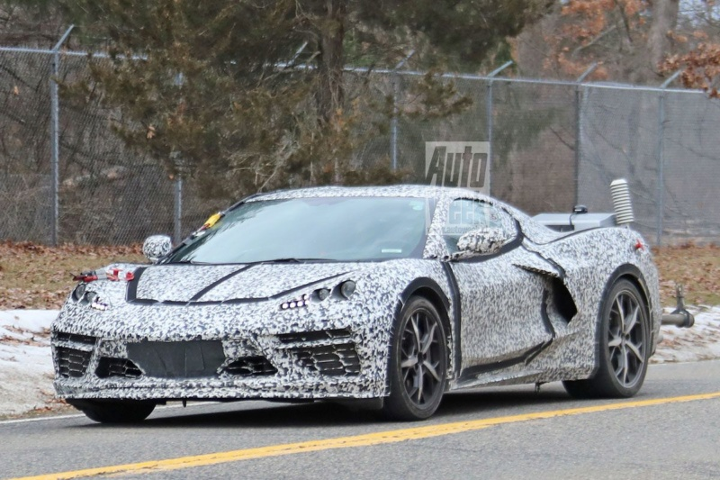 2019 - [Chevrolet] Corvette C8 Stingray - Page 7 0298fe10