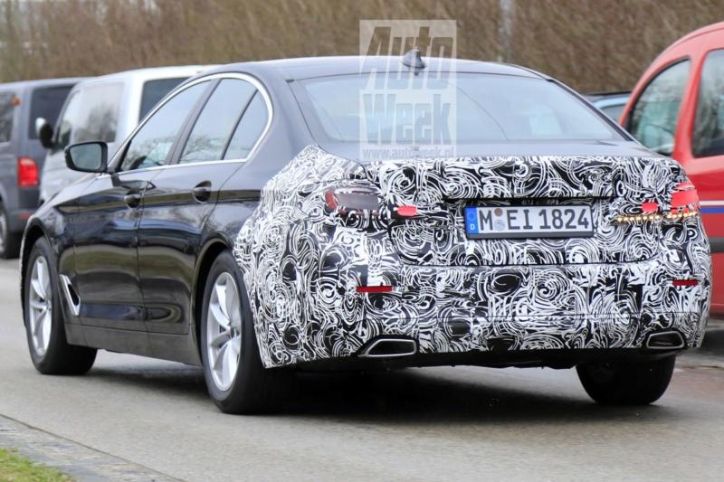 2020 - [BMW] Série 5 restylée [G30] - Page 4 02b56310