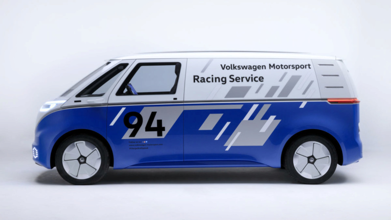 2017 - [Volkswagen] Electric VW Microbus concept - Page 2 02c08f10