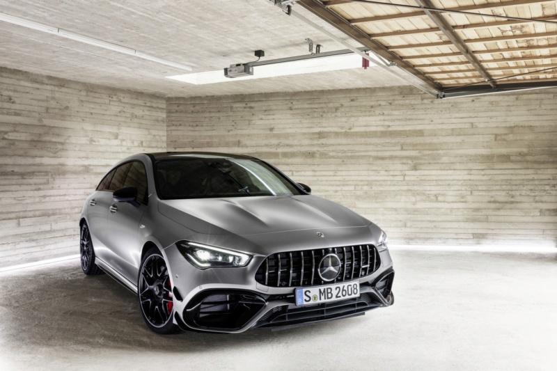 2019 - [Mercedes-Benz] CLA Shooting Brake II 02cc4110