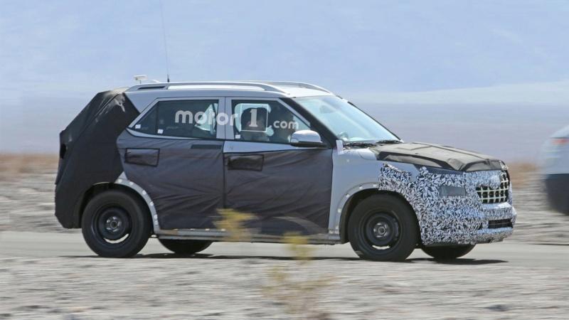 2020 - [Hyundai] Venue SUV compact  02ec2310
