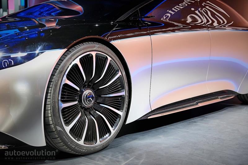 2019 - [Mercedes-Benz] EQS Concept  - Page 2 0304a110