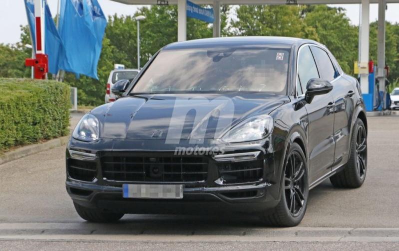 2019 [Porsche] Cayenne coupé - Page 4 032e3810
