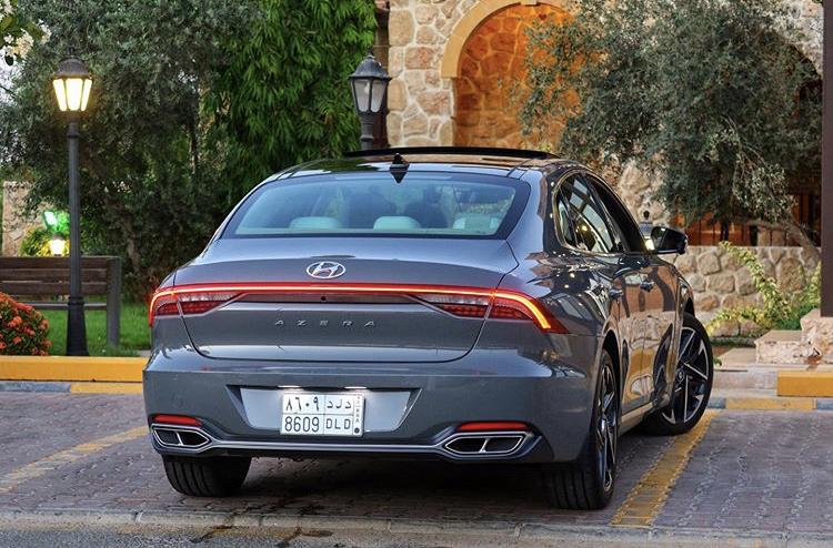 2017 - [Hyundai] Azera / Grandeur - Page 3 0336df10