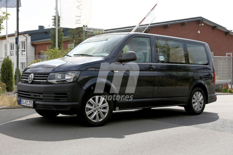 2020 - [Volkswagen] Transporter T6 restylé 03477610