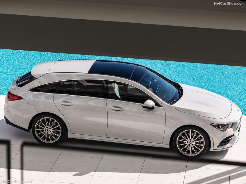 2019 - [Mercedes-Benz] CLA Shooting Brake II 0352d910