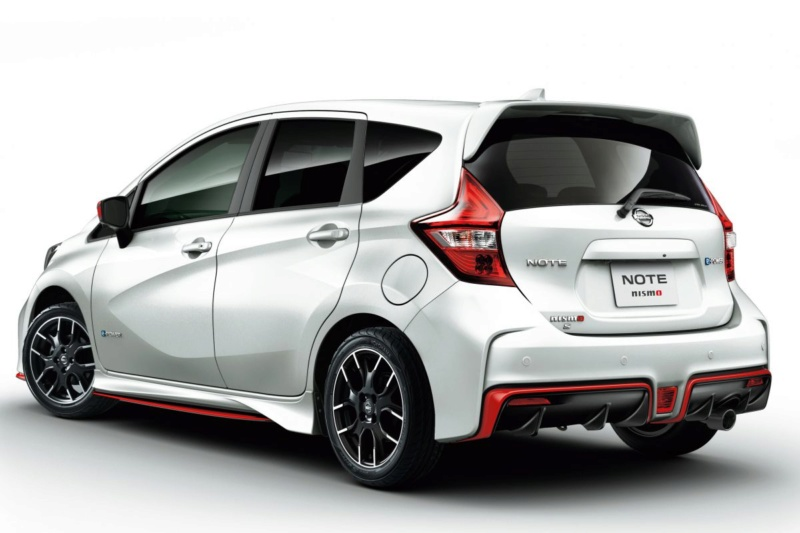 2016 - [Nissan] Note Facelift - Page 3 03849d10