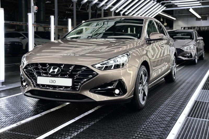 2020 - [Hyundai] I30 III 5p/SW/Fastback Facelift - Page 3 038e1910
