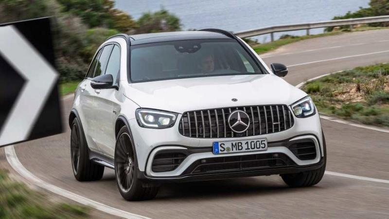 2018 - [Mercedes-Benz] GLC/GLC Coupé restylés - Page 4 03a82810