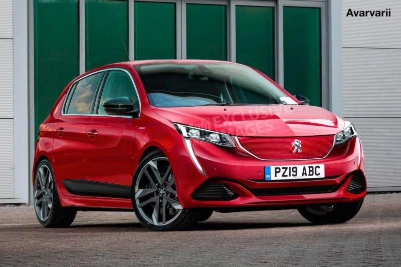 2019 - [Peugeot] 208 II GTI 03af8710