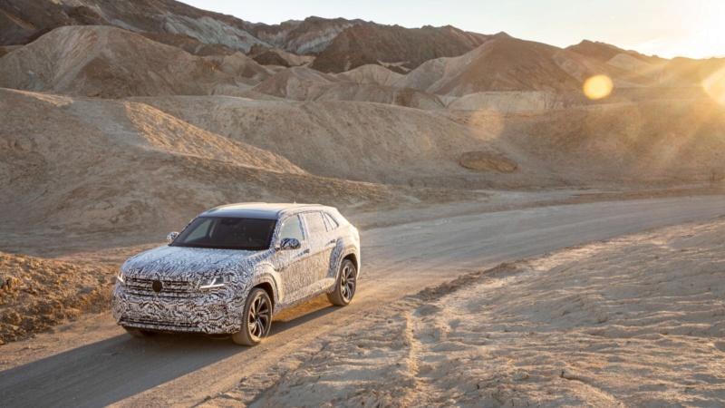 2020 - [Volkswagen] Atlas Cross Sport 03c1f410