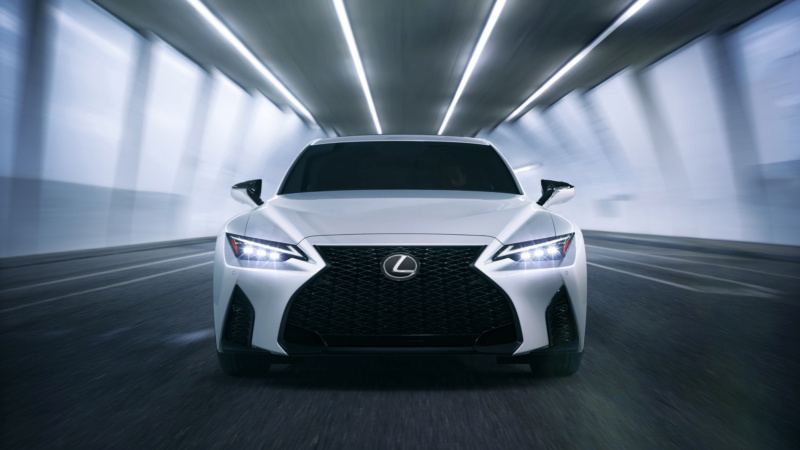 Lexus IS (2020) 49