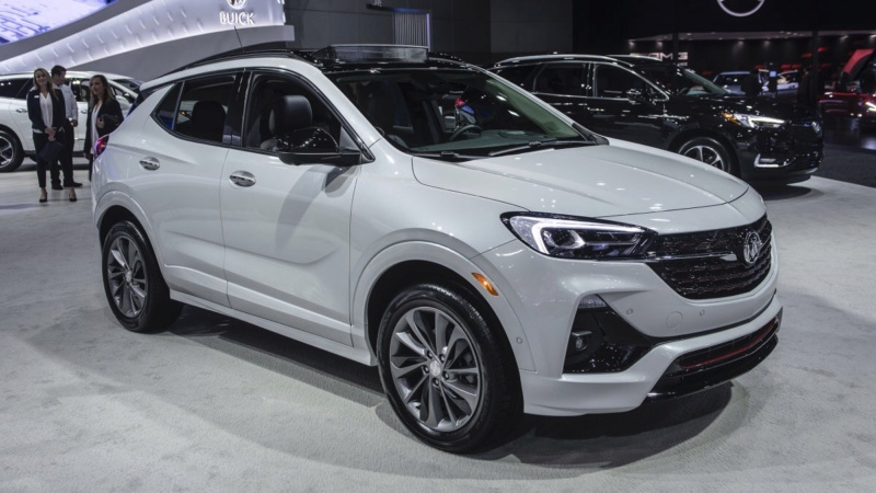 2019 - [Buick] Encore II - Page 4 03d97c10