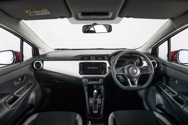 2020 - [Nissan] Versa 03dc9010