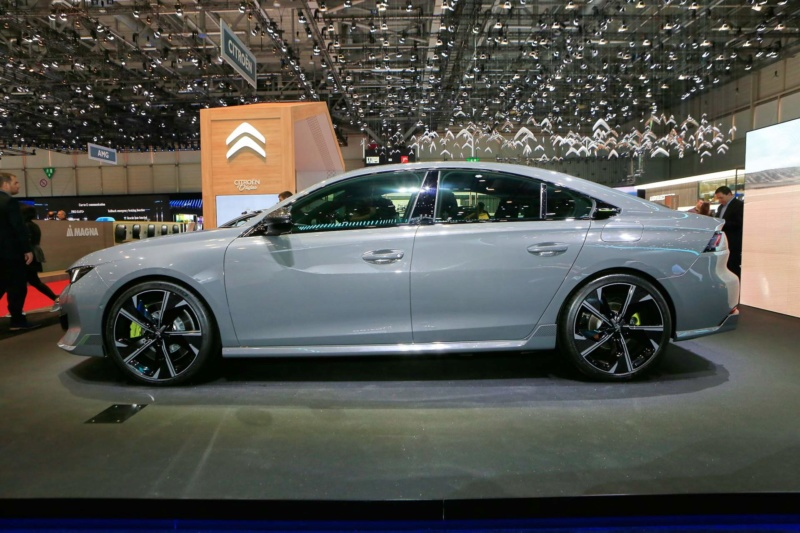 2019 - [PEUGEOT] Concept 508 Peugeot Sport Engineered - Page 16 03e84410